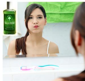 gum healing mouthwash